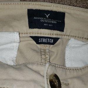 American Eagle Outfitters Pants - AEO light tan pants